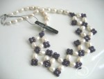 Brigitte Amethyst Necklace VO027