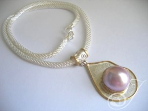 Tanya Necklace PMC002