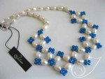 Claudette Agate Necklace VO027.11
