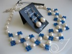 Claudette Necklace and Earrings Set VO027.11.SET