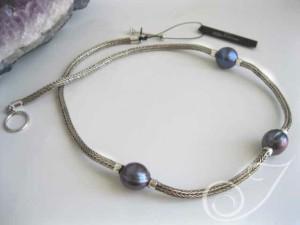 Gillian Mesh Cahin Necklace BS600.02