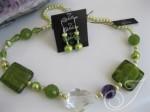 Pixy Necklace Earring Set SVOO7.SET