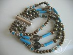 King-Tut-Turquoise-Pearl-Cuff-Bracelet-BR2211