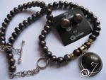 Black_Chocolate_Pearl_Mabe_Necklace_Set